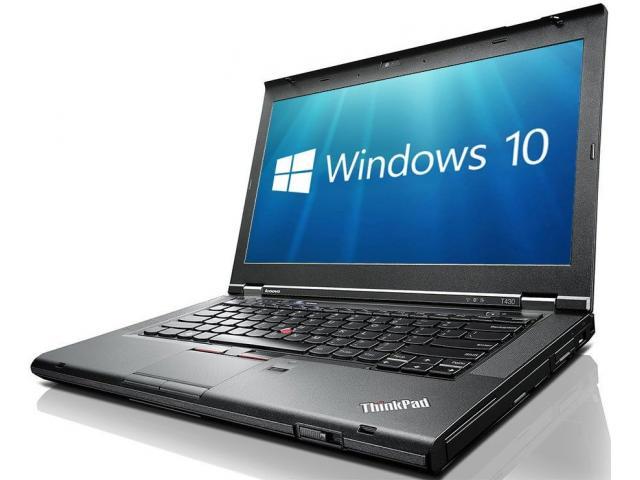 Laptop Lenovo Thinkpad T430 Intel I5 12gb Ram Disco 500 SSD NVME - 1/6