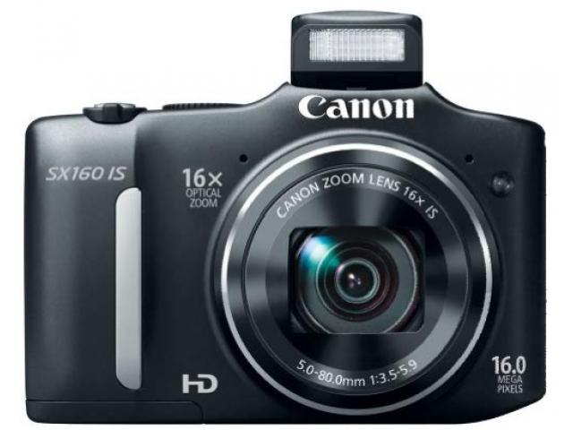 camara Canon SX160 is - 3/3