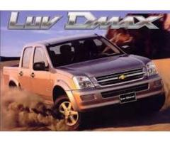 Disco Freno Delantero Chevrolet Luv D-max 4x4 05-12