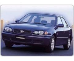 Disco Freno Delantero Toyota Corolla 1,8 98-02 Sapito