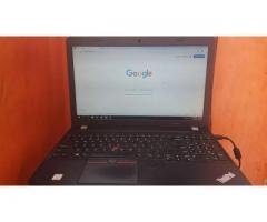 Laptop Lenovo E560 I5 6ta Gen 8gb Ram Y 500gb Disco Duro SSD