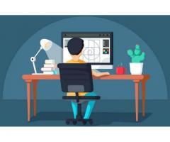 Busco diseñador grafico