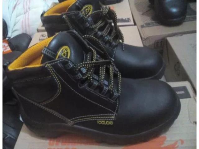Botas de seguridad footsafe punta de acero - 1/1