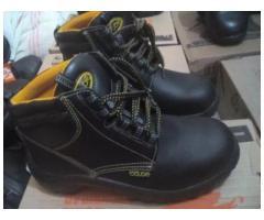Botas de seguridad footsafe punta de acero
