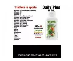Daily Plus Multivitaminico De Nutrilite 90 tbl - Imagen 2/2