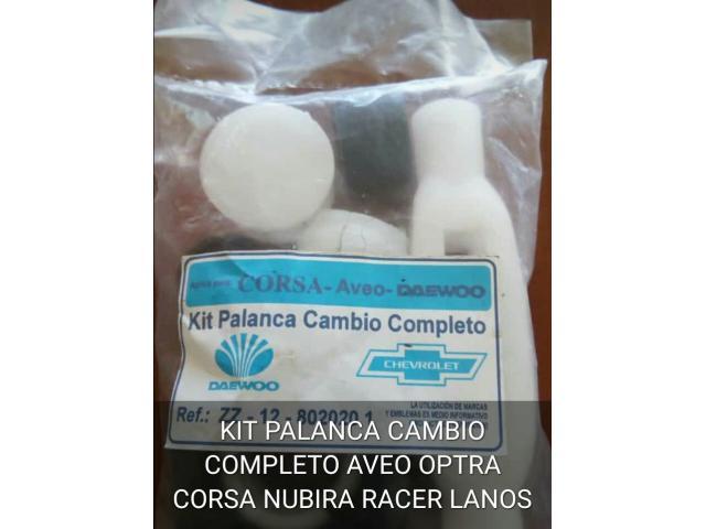 KIT PALANCA COMPLETO AVEO OPTRA - 1/1