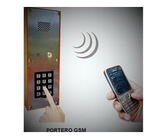 SISTEMA DE COMUNICACIÓN INALAMBRICA GSM PARA URBANIZACIONES CERRADAS Y CONJUNTOS RESIDENCIALES