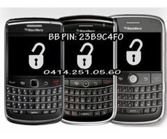 liberacion de blackberry por codigo y reportes