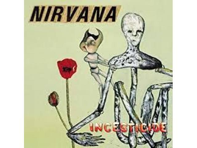 CDS DE NIRVANA ORIGINALES - 3/3