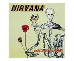 CDS DE NIRVANA ORIGINALES