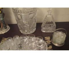Cristal de Bohemia y Yadro