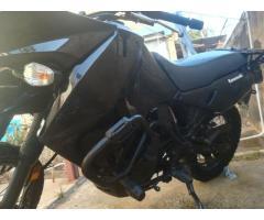 Moto KLR año 2014