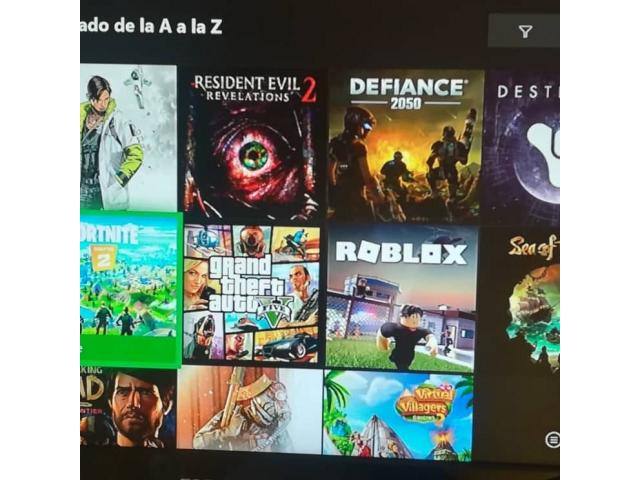 Xbox MODELO ONE S 1 TERABYTE - 1/4
