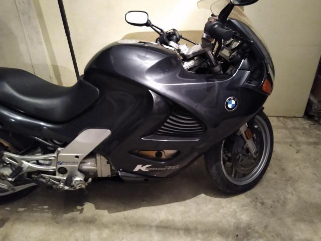 Moto BMW 1200 vendo o cambio - 1/5