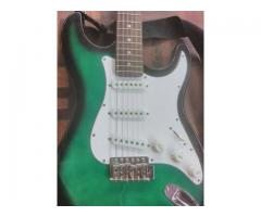 Guitarra electrica BC