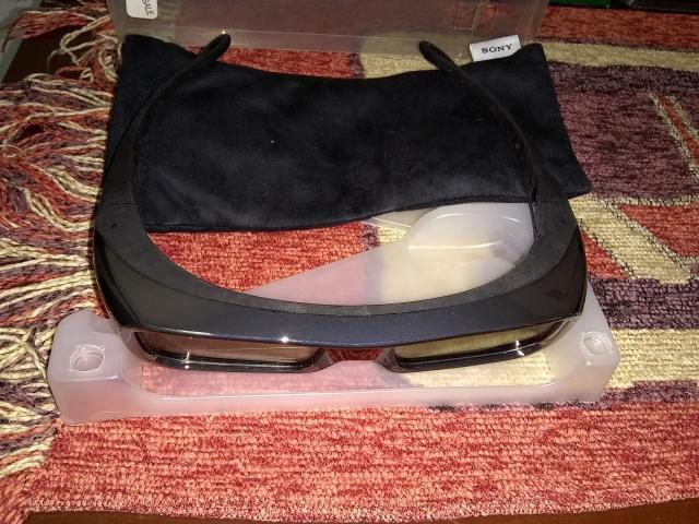 LENTES 3D SONY ILAMBRICOS MODELO TDG-BR100 - 2/5