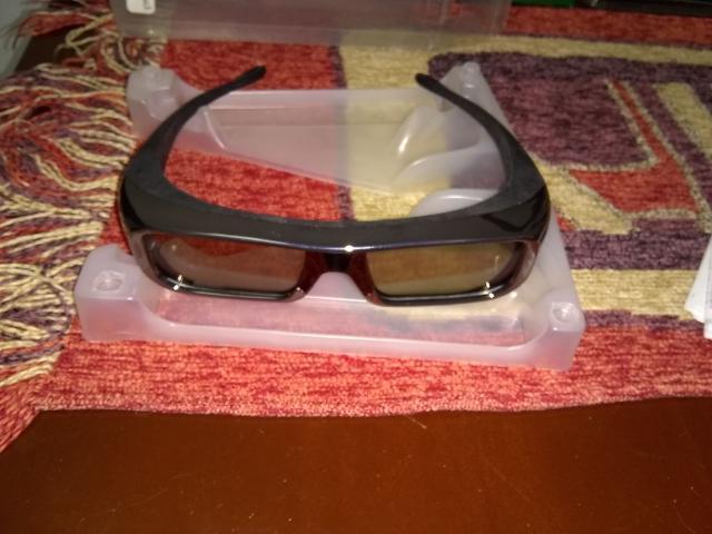 LENTES 3D SONY ILAMBRICOS MODELO TDG-BR100 - 4/5