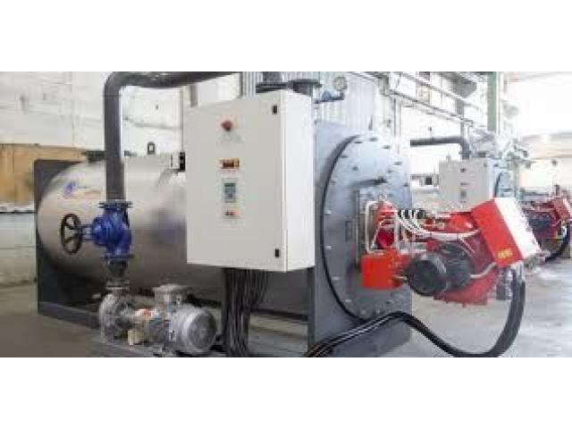 Servicio Tecnico Calderas Industriales Mantenimiento Reparacion - 1/6