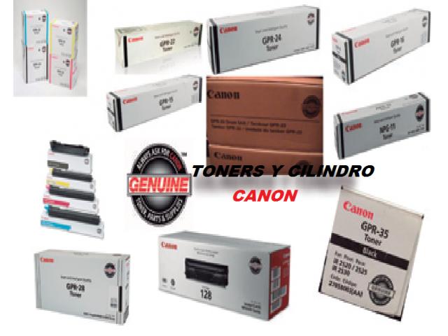 TONER CANON GPR28 ORIGINAL - 3/3