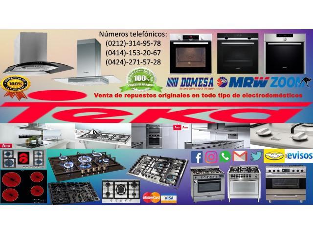 servicio tecnico reparacion de neveras lavadoras secadoras cocincas hornos vineras - 2/3