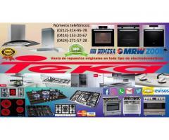 servicio tecnico reparacion de neveras lavadoras secadoras cocincas hornos vineras
