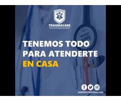 Asistencia Medica en casa laboratorio clínico servicio de enfermería