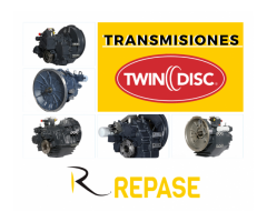 TRANSMISIONES TWIN-DISC