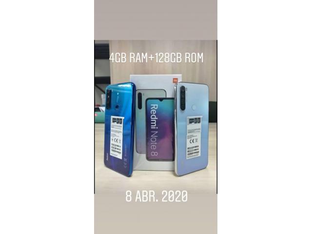Xiaomi Redmi Note 8 - 1/2