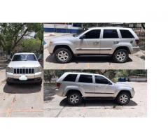 Jeep Grand Cherokee 2008. En perfectas condiciones!