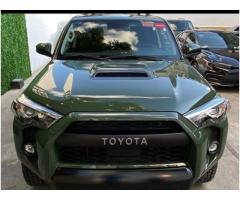Toyota TD PRO 2020 Edición Especial Nueva!