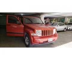 JEEP CHEROKEE SPORT 2009 Muy conservada
