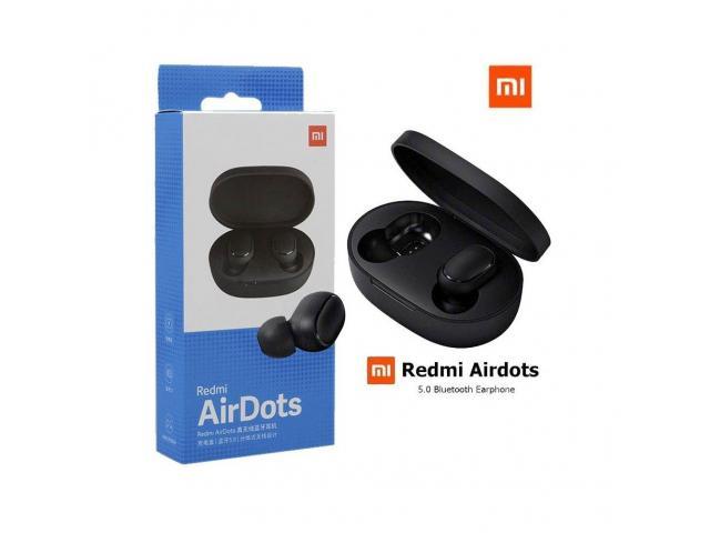 Audífonos Xiaomi Redmi Airdots Earbuds Inalambricos Original - 1/2