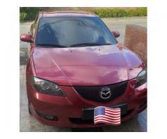 Mazda 3 Precio de opotunidad negociable.