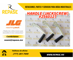 HANDLE (JACKSCREW) #2560127