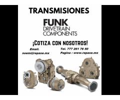 TRANSMISIONES FUNK