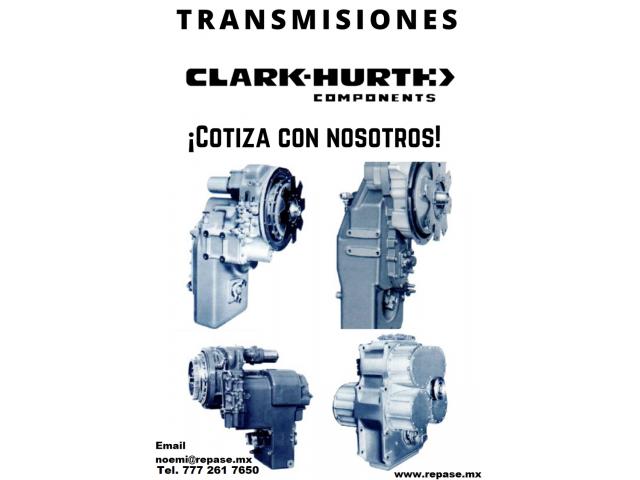TRANSMISIONES CLARK HURT (COMPONENTES) - 1/1