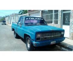Barata Camioneta Pickup Chevrolet año 84 - Imagen 5/6