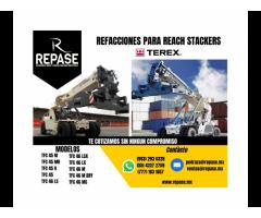 REFACCIONES PARA REACH STACKER TEREX