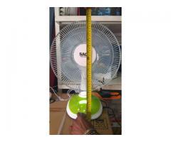 Ventilador recargable Saco 12 pulgadas
