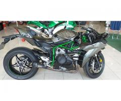 Vendo Kawasaki H2 Ninja  Motor : 1000cc Año : 2015 Km: 14000 - Imagen 1/6