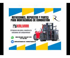 REFACCIONES Y PARTES PARA MONTACARGAS KALMAR