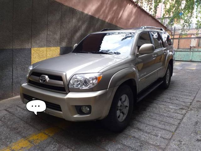 Hermosa Toyota 4Runner 2007 4x4 Impecable - 2/6