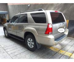Hermosa Toyota 4Runner 2007 4x4 Impecable