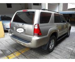 Hermosa Toyota 4Runner 2007 4x4 Impecable - Imagen 5/6