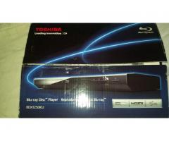 Reproductor De Discos Blu Ray Hd Toshiba Bdx1250ku Nuevo