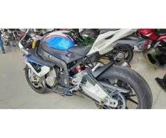 Moto BMW RR . S1000