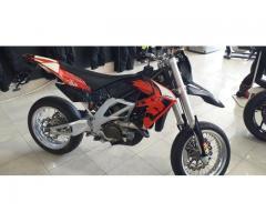 MOTO APRILIA SXV 450