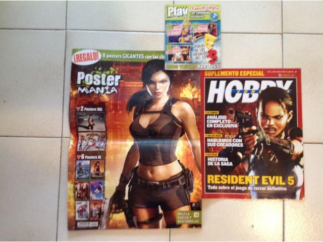 Combo de 15 Revistas de Videojuegos (OLD SCHOOL) - 3/3