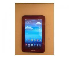 Samsung Galaxy Tab 2 7.0 Con Protector Y Cargador