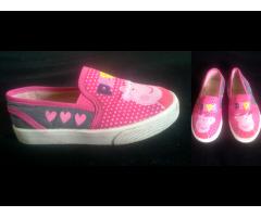 Zapatos Peppa Pig